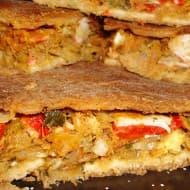 Torta de Bacalao
