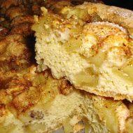 Tarta Rústica de Manzana sin manteca