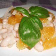 Ensalada de Alubias con Naranja